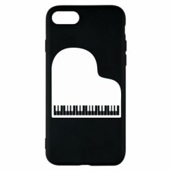 Чохол для iPhone 8 Piano in the heart