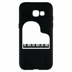 Чохол для Samsung A5 2017 Piano in the heart