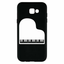 Чохол для Samsung A7 2017 Piano in the heart