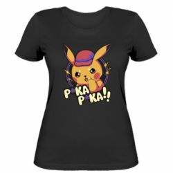 Женская футболка Pica-Pica