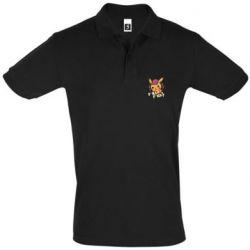 Мужская футболка поло Pica-Pica