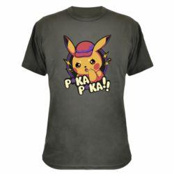 Камуфляжная футболка Pica-Pica
