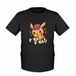 Детская футболка Pica-Pica