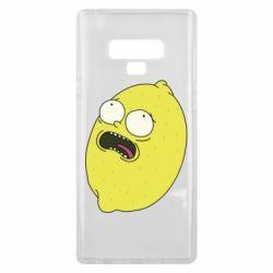 Чохол для Samsung Note 9 Pickle Rick Sanchez