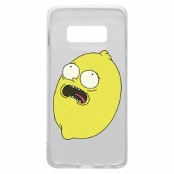 Чохол для Samsung S10e Pickle Rick Sanchez