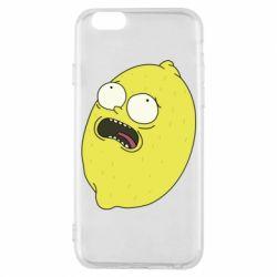 Чохол для iPhone 6/6S Pickle Rick Sanchez