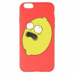 Чохол для iPhone 6 Plus/6S Plus Pickle Rick Sanchez