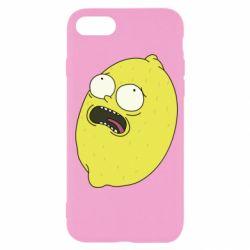 Чохол для iPhone 7 Pickle Rick Sanchez