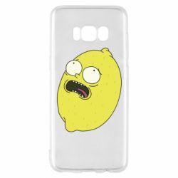 Чохол для Samsung S8 Pickle Rick Sanchez