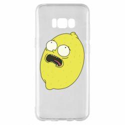 Чохол для Samsung S8+ Pickle Rick Sanchez