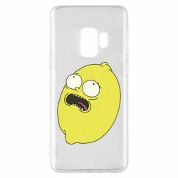 Чохол для Samsung S9 Pickle Rick Sanchez