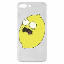 Чохол для iPhone 8 Plus Pickle Rick Sanchez