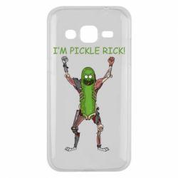 Чохол для Samsung J2 2015 Pickle Rick