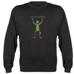 Реглан (світшот) Pickle Rick