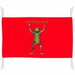 Прапор Pickle Rick