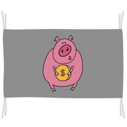 Флаг Pig and $