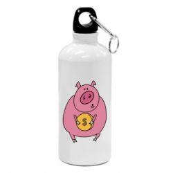 Фляга Pig and $
