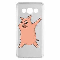 Чохол для Samsung A3 2015 Pig dab