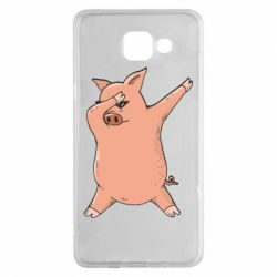 Чохол для Samsung A5 2016 Pig dab