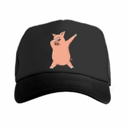Кепка-тракер Pig dab