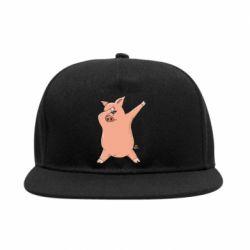 Снепбек Pig dab