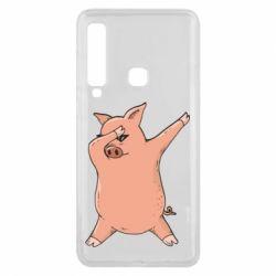 Чохол для Samsung A9 2018 Pig dab