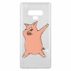 Чохол для Samsung Note 9 Pig dab