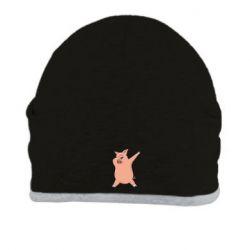 Шапка Pig dab