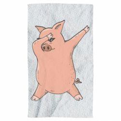 Рушник Pig dab