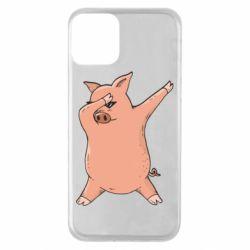 Чохол для iPhone 11 Pig dab