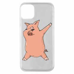 Чохол для iPhone 11 Pro Pig dab