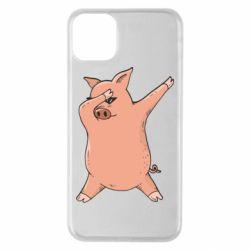 Чохол для iPhone 11 Pro Max Pig dab