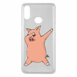 Чохол для Samsung A10s Pig dab