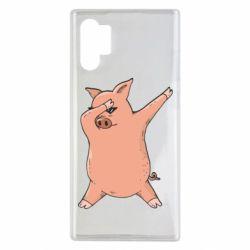 Чохол для Samsung Note 10 Plus Pig dab