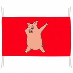 Прапор Pig dab