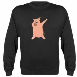Реглан (світшот) Pig dab