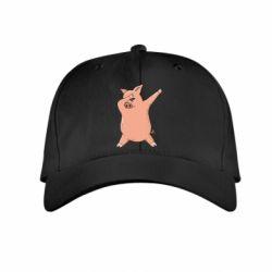 Дитяча кепка Pig dab