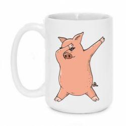 Кружка 420ml Pig dab