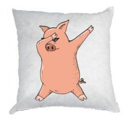 Подушка Pig dab