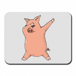 Килимок для миші Pig dab