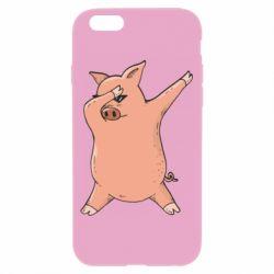 Чохол для iPhone 6/6S Pig dab