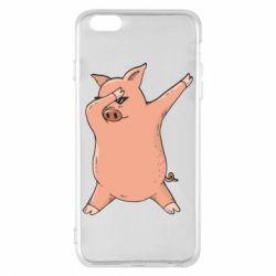 Чохол для iPhone 6 Plus/6S Plus Pig dab