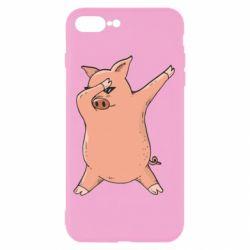 Чохол для iPhone 8 Plus Pig dab