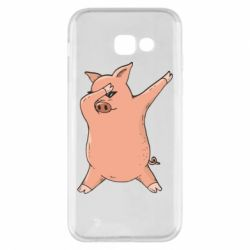 Чохол для Samsung A5 2017 Pig dab