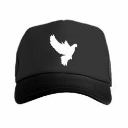 Кепка-тракер Pigeon silhouette