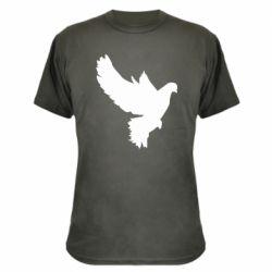 Камуфляжная футболка Pigeon silhouette