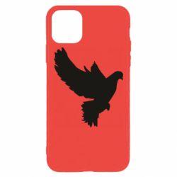 Чехол для iPhone 11 Pro Max Pigeon silhouette