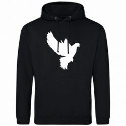Мужская толстовка Pigeon silhouette