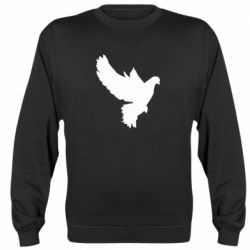 Реглан (свитшот) Pigeon silhouette