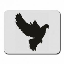 Коврик для мыши Pigeon silhouette